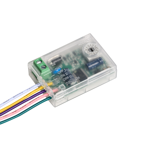 Delmatic-Products-DALI-Switch-Interface
